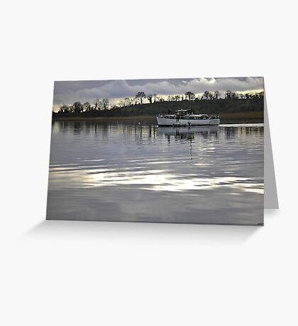 Carick on Shannon Marina #2 Greeting Card