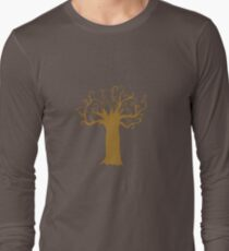The music tree Long Sleeve T-Shirt