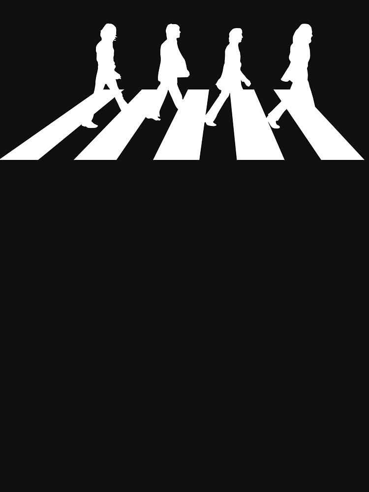 Minimalistic Abbey Road by cjep-photos