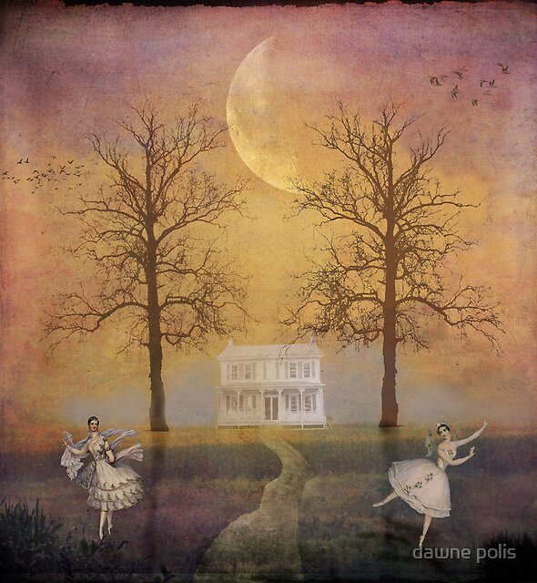 ...they danced Giselle in the moonlight by dawne polis