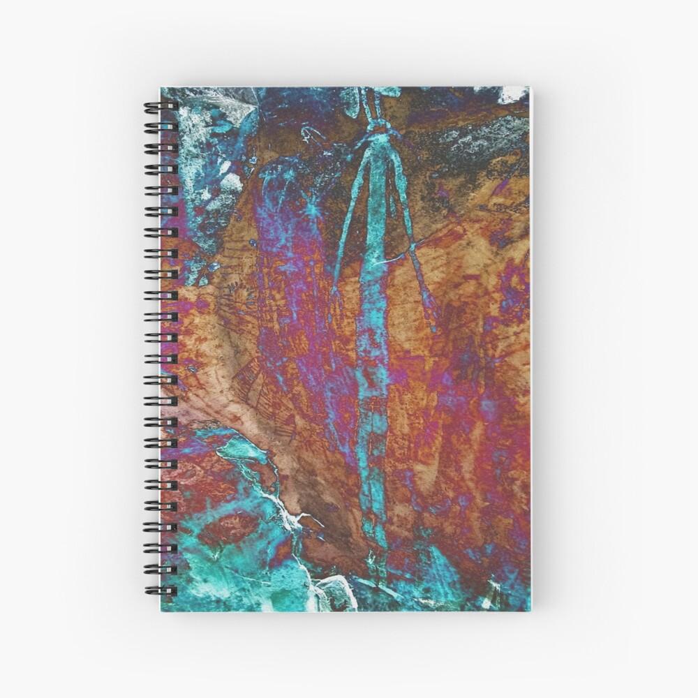 Bradshaw Figures 4 Spiral Notebook