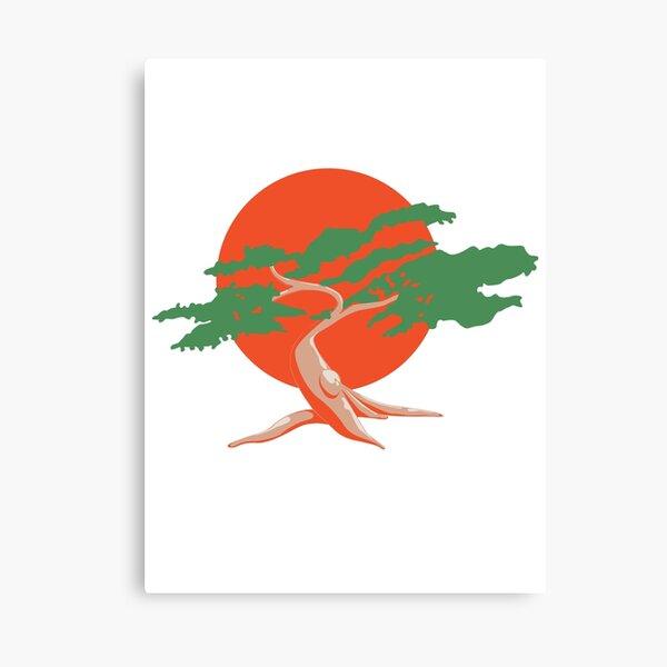 Miyagi-Do Canvas Print