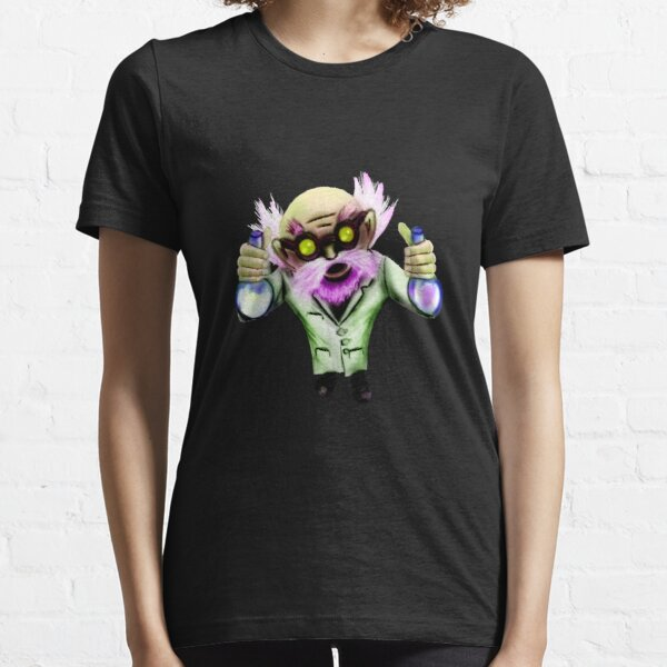 Mad gnome scientist Essential T-Shirt