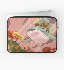 Giant Whales Laptop Sleeve