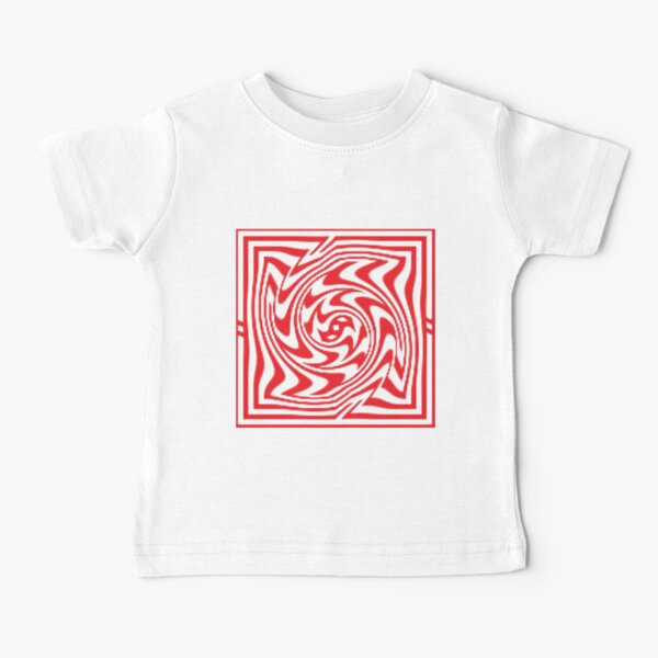 3d Depth Wallpaper Image Baby T-Shirt