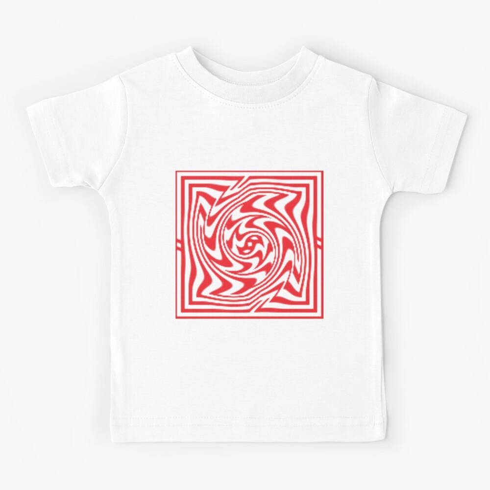 3d Depth Wallpaper Image Kids T-Shirt