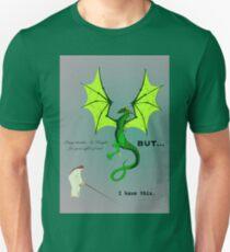 Sabra and the Dragon Unisex T-Shirt