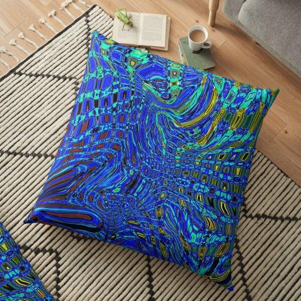Batik 2 Floor Pillow