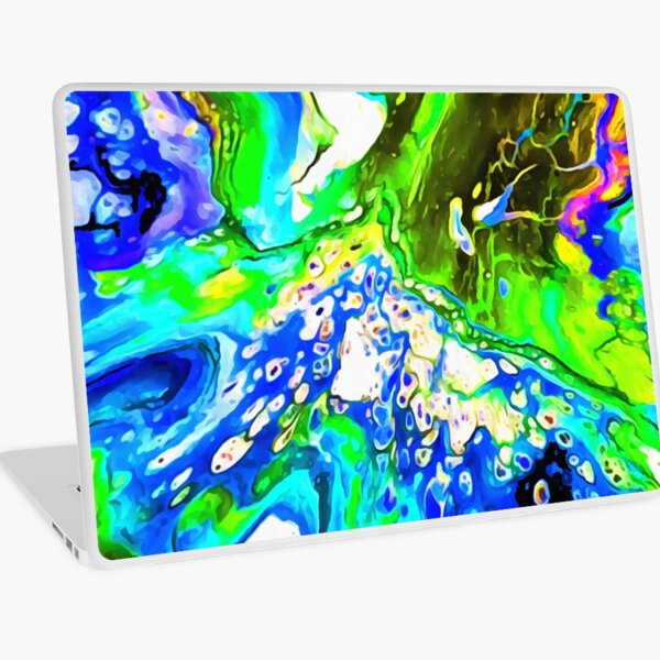 Blue 5 Junction Laptop Skin