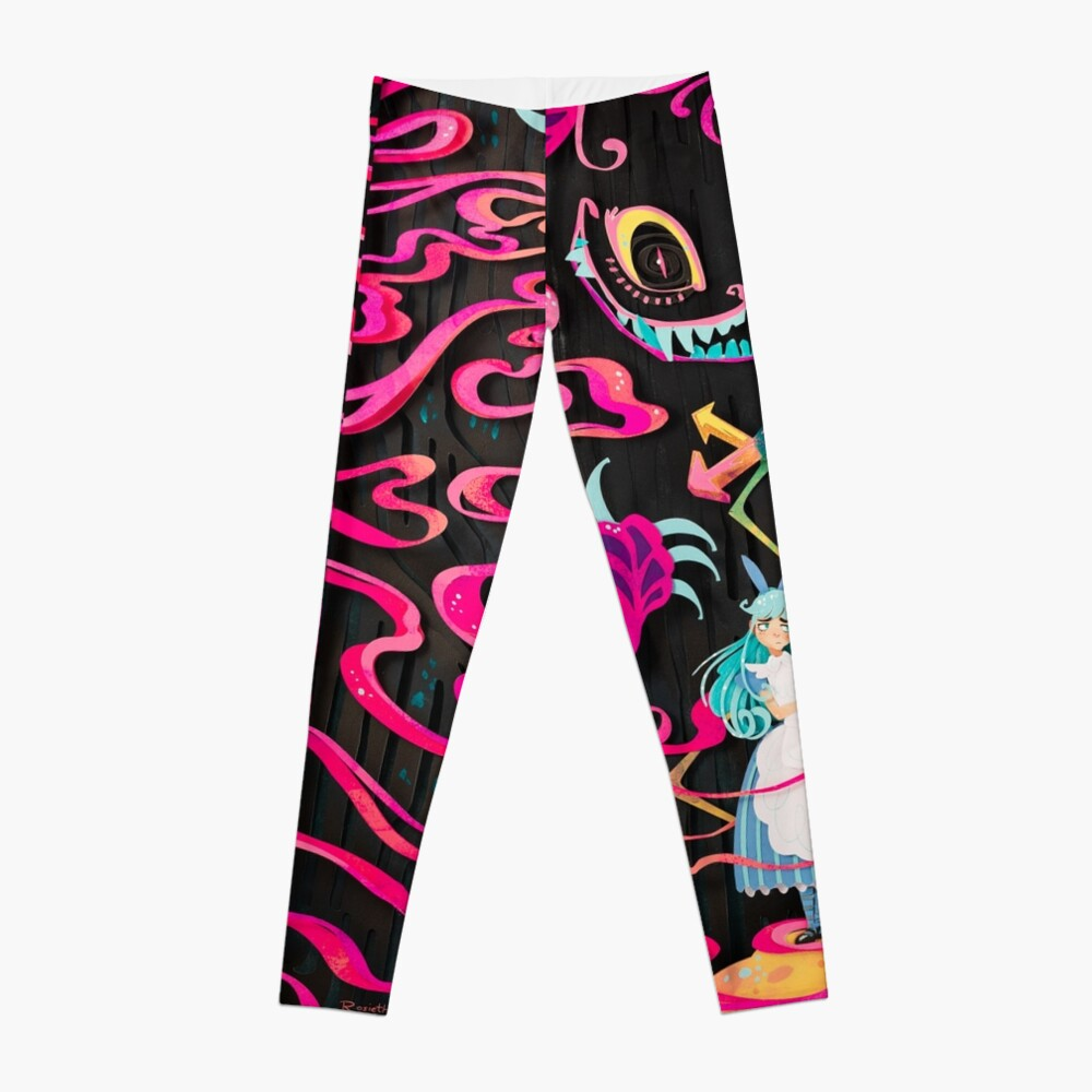 A Mad Grin Leggings