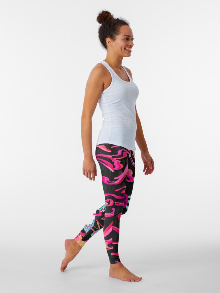 Alternate view of A Mad Grin Leggings