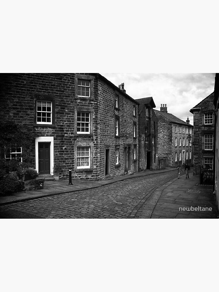 Street Scene, Lancaster, England by newbeltane