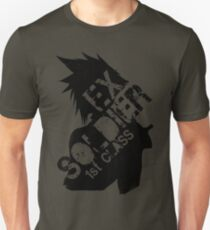 Cloud Strife ex-SOLDIER T-Shirt