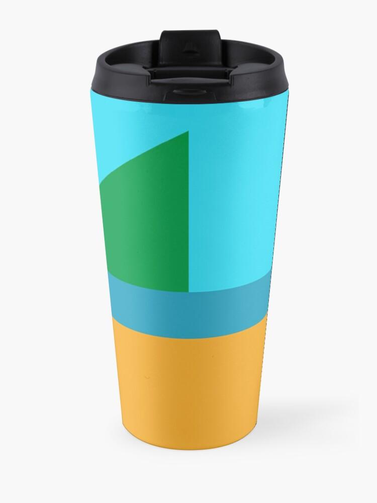 Alternate view of GET! Travel Mug