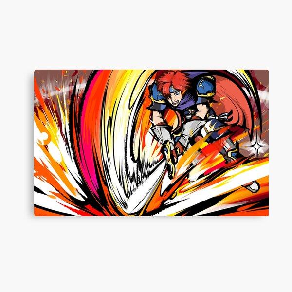 Roy   Flare Blade Canvas Print