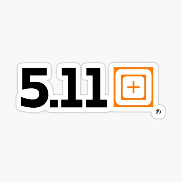 511 Tactical Gun Sticker