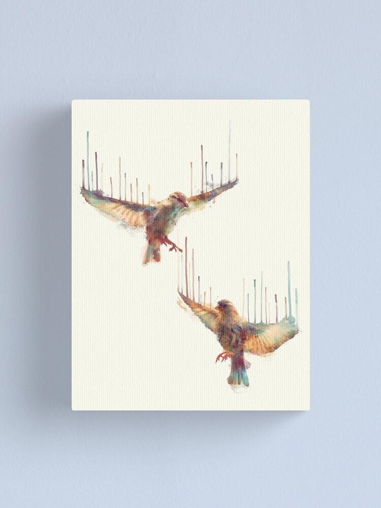 Alternate view of Awake Canvas Print