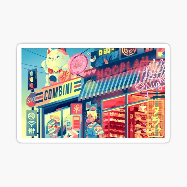 Storefront Sticker