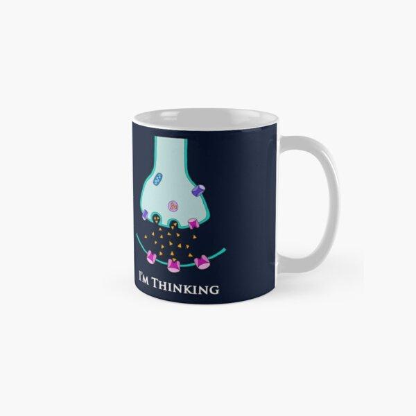 I'm Thinking Synapse - Neuroscience Classic Mug