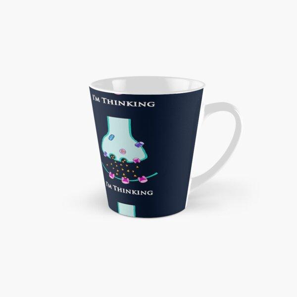 I'm Thinking Synapse - Neuroscience Tall Mug