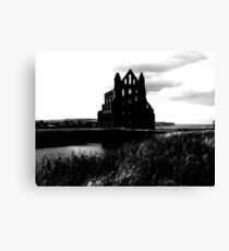Gothic Style Canvas Print