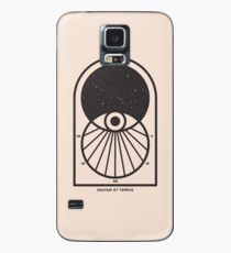 Space and Time Case/Skin for Samsung Galaxy