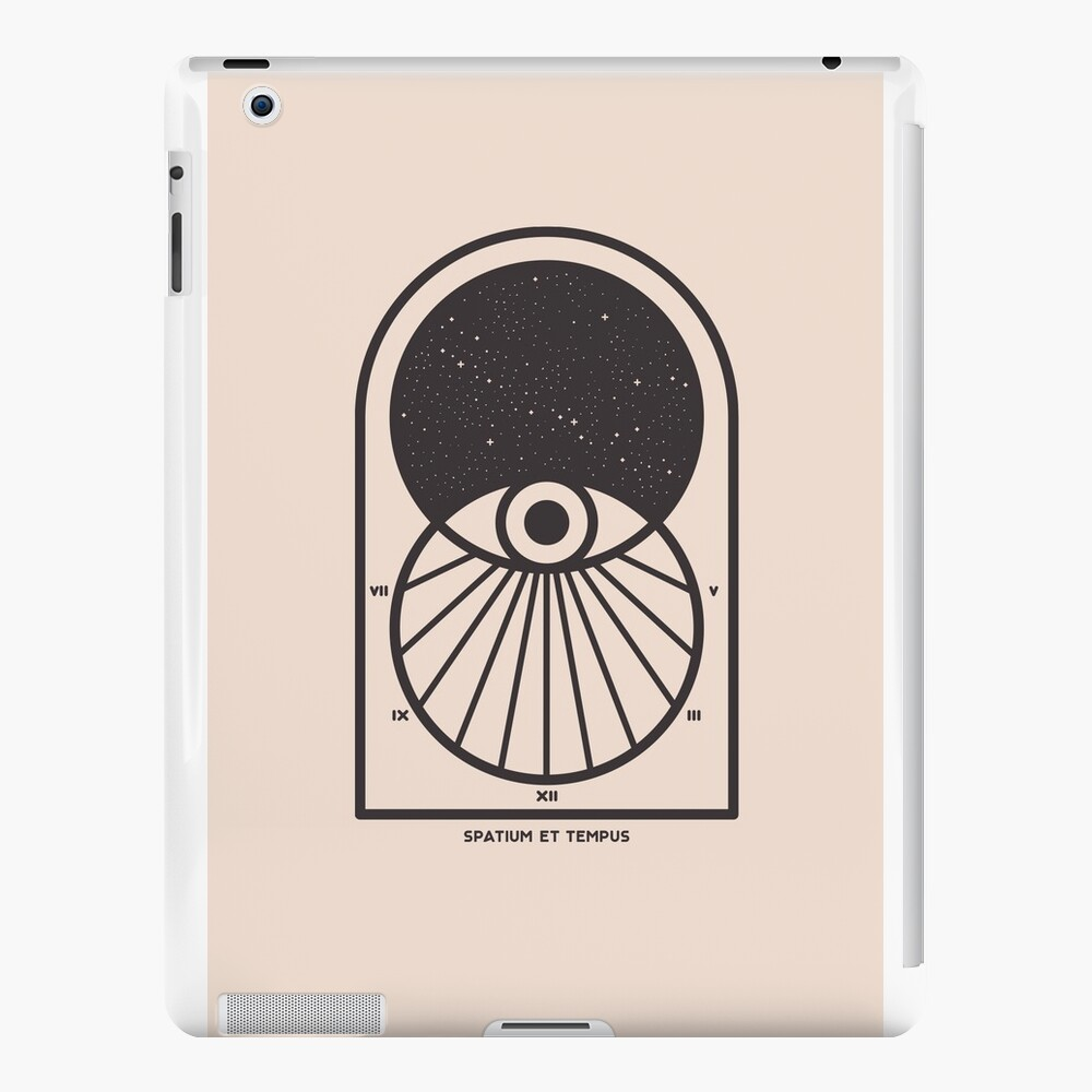 Space and Time iPad Cases & Skins