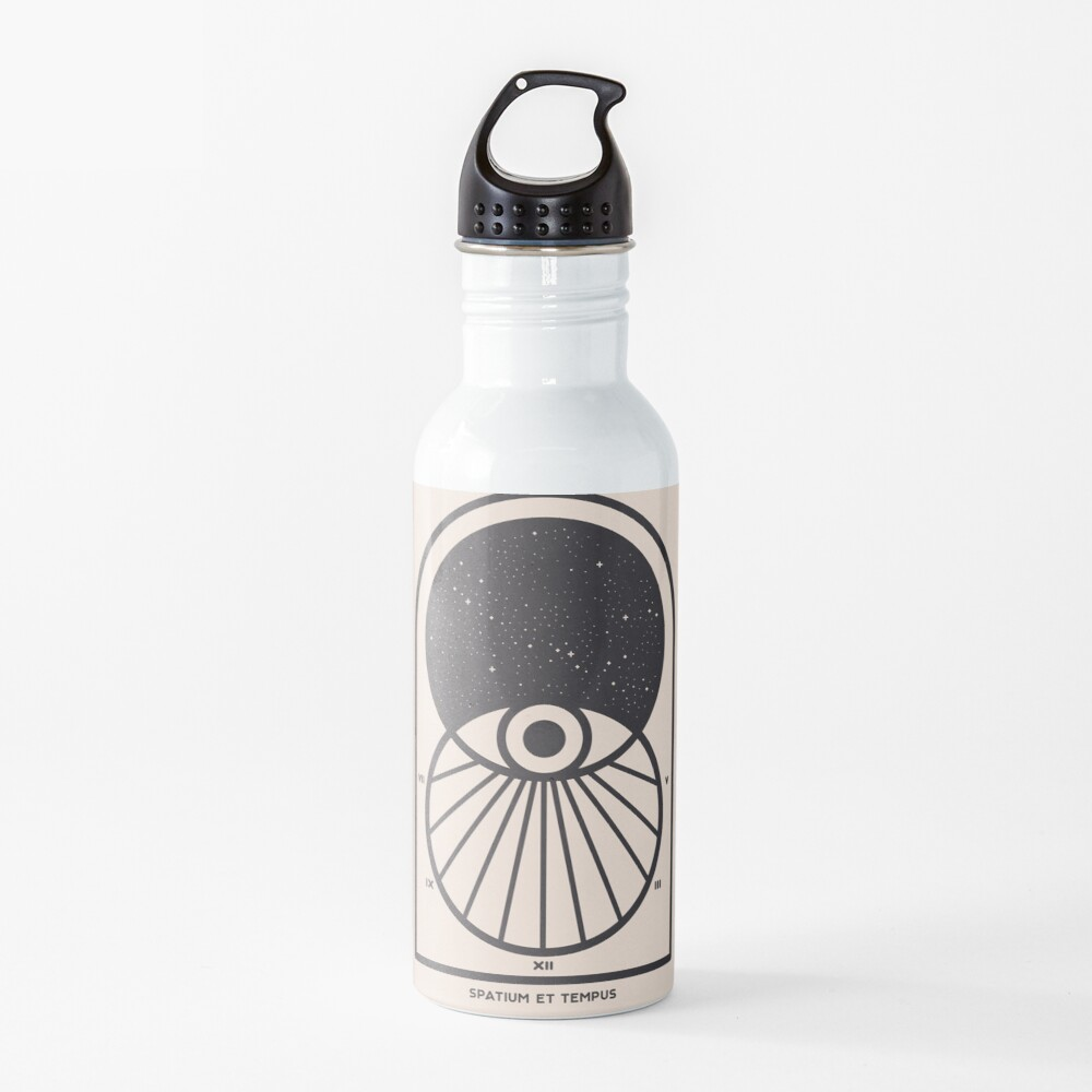 Space and Time Water Bottle