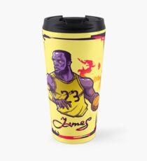 James  Travel Mug