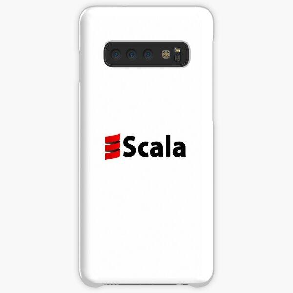 Scala Logo Samsung Galaxy Snap Case
