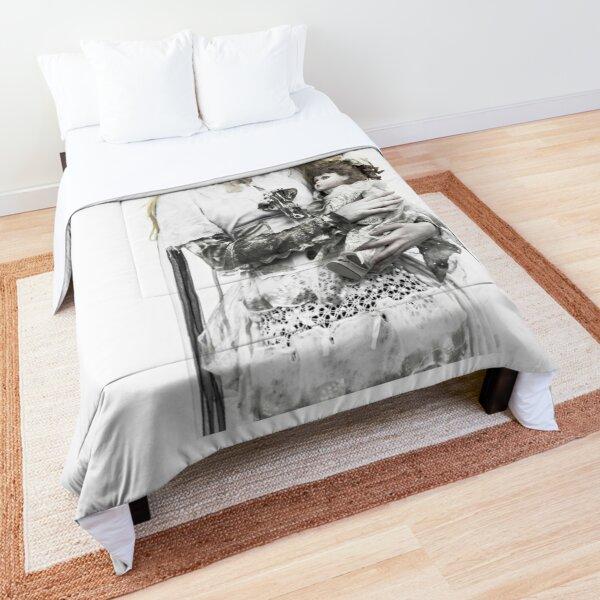 The haunted angel Comforter