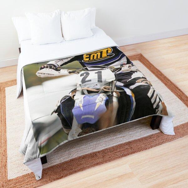 The iron rider Comforter