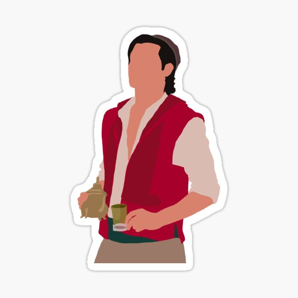 Aladdin Sticker