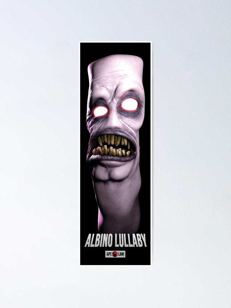 "Alternate view of Albino Poster - ""Cornelius"" Poster"