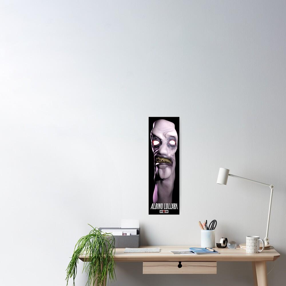 """Albino Poster - """"Buck"""" Poster"""