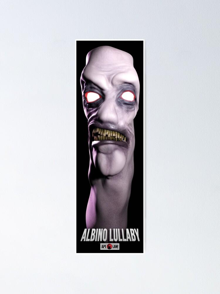 "Alternate view of Albino Poster - ""Buck"" Poster"