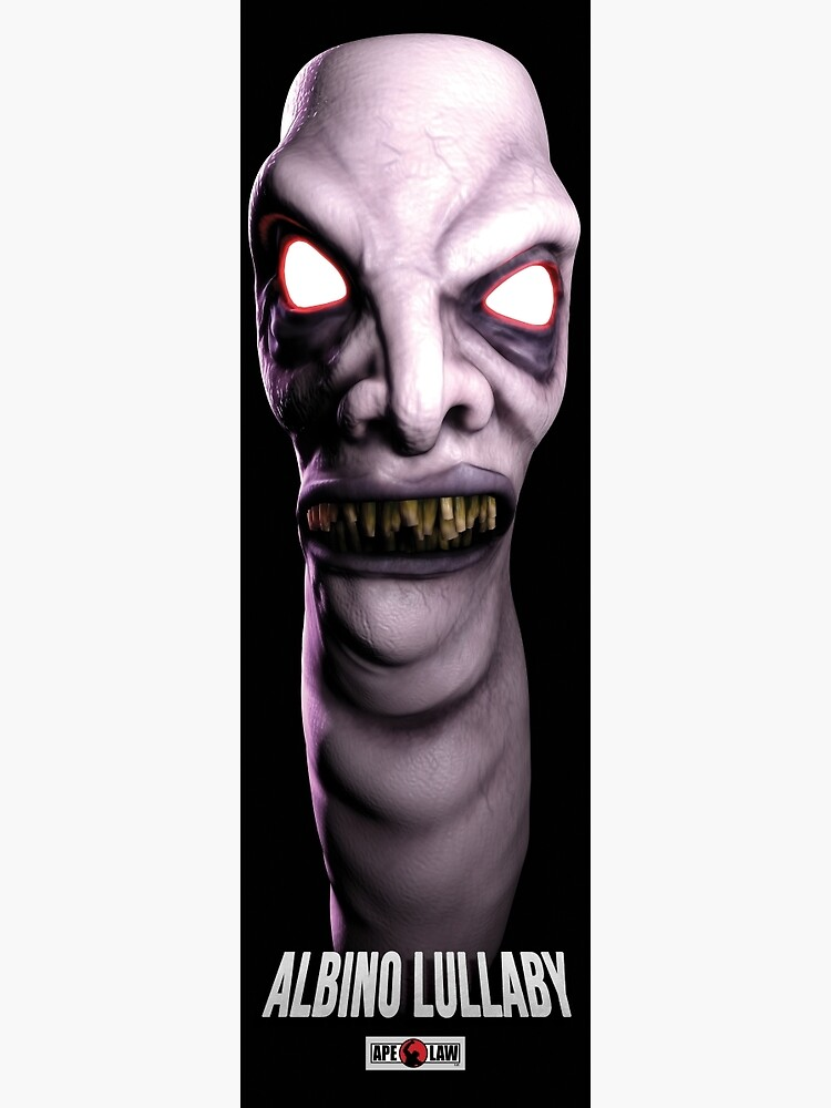 "Albino Poster - ""Snyde"" by ApeLaw"