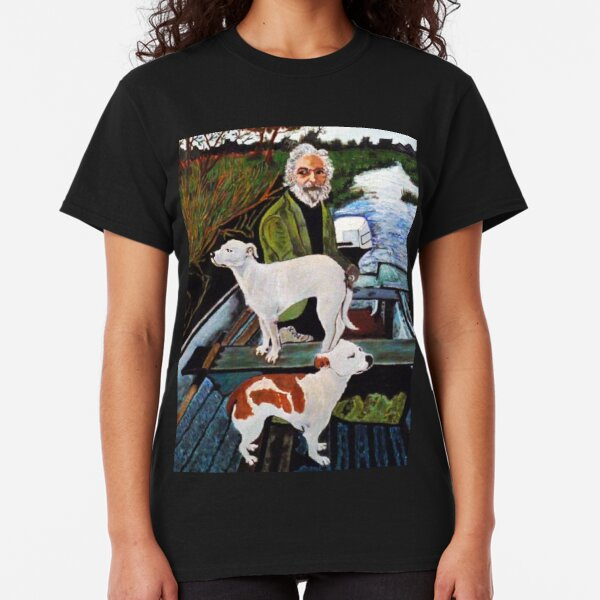 Goodfellas Painting Dogs Classic T-Shirt