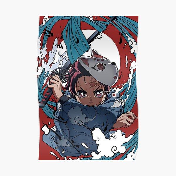 AnimeDemonSlayer Poster