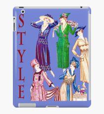Style iPad Case/Skin