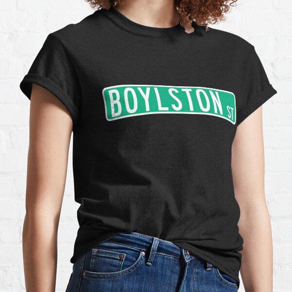 BOYLSTON STREET Classic T-Shirt