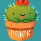 Prick Cactus by michelledraws