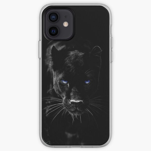 BLACK PANTHER iPhone Soft Case