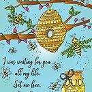 Josiah's Honeybee by AverysGarden