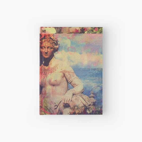 Lady with Jug Hardcover Journal