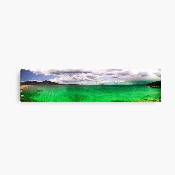 Hazzard Beach Canvas Print