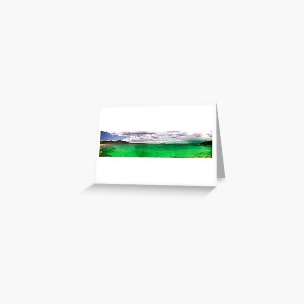 Hazzard Beach Greeting Card
