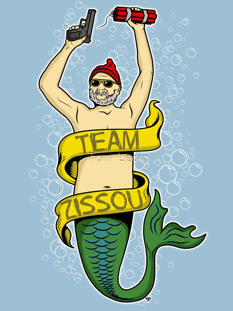 Team Zissou by tioem