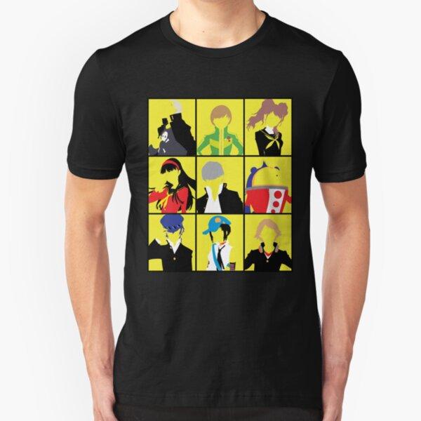 P4-sona Slim Fit T-Shirt