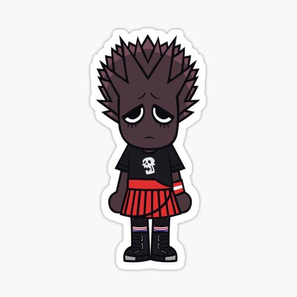 Chibi Uni Sticker
